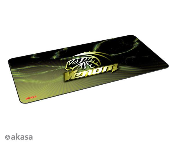 AKASA AK-MPD-03YL hráčska podložka pod myš