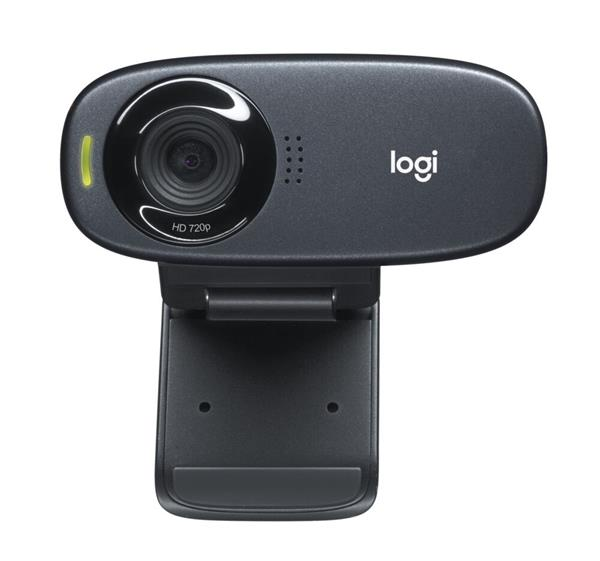 Logitech® HD Webcam C310 - USB - EMEA