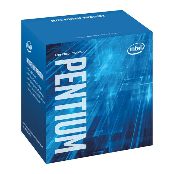 Intel® Pentium®, G4500-3,5GHz,3MB,LGA1151, BOX, HD Graphics 530