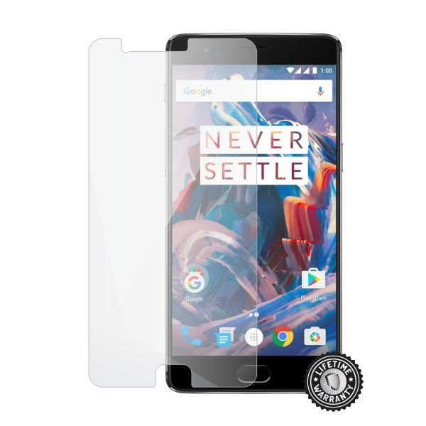 ScreenShield OnePlus 3 Tempered Glass protection - Film for display protection