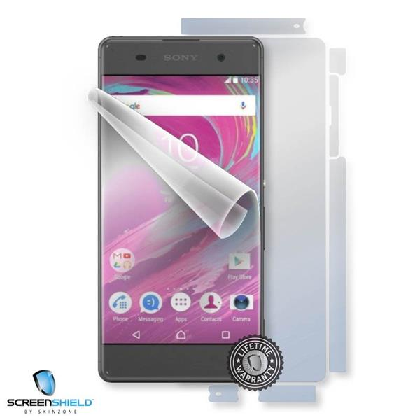 ScreenShield Sony Xperia XA Dual F3112 - Film for display + body protection