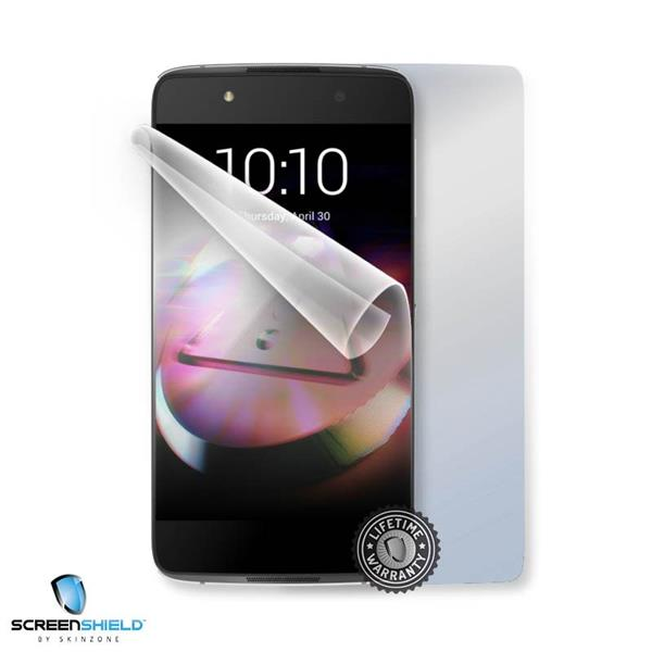 ScreenShield Alcatel 6055K Idol 4 - Film for display + body protection