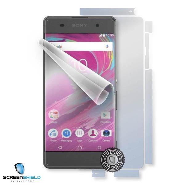 ScreenShield Sony Xperia XA - Film for display + body protection