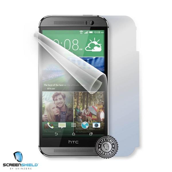 ScreenShield HTC One M8s - Film for display + body protection