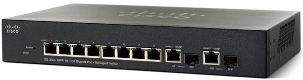 CISCO SG300-28 28-port Gigabit Managed Switch