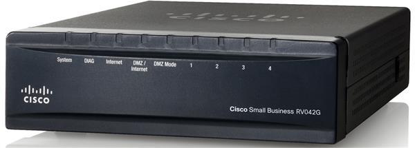 CISCO Gigabit Dual WAN VPN Router