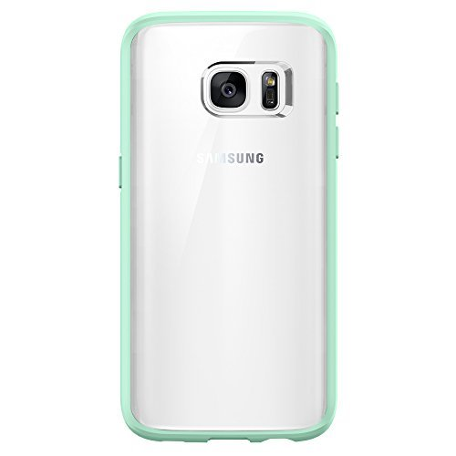 Spigen Ultra Hybrid for Galaxy S7 mint green