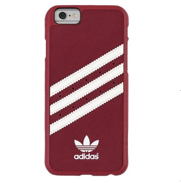 Adidas Originals - Moulded Case - iP6 Plus/6S Plus-Red/White
