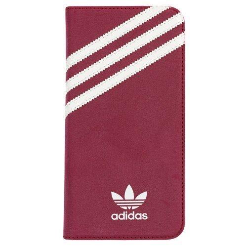 Adidas Originals - Booklet case-iPh 6/6s-red/white