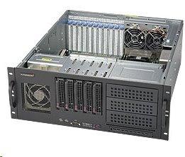 Supermicro Server SYS-6048R-TXR, 4U, Dual SKT, 16 DIMMs, 5 x 3.5