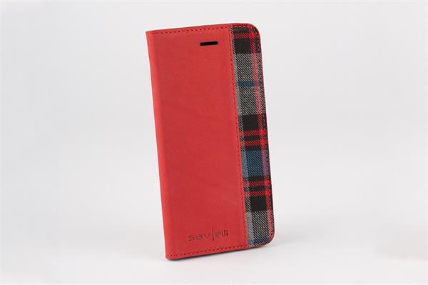 Savelli Romna red Samsung Galaxy S6 edge