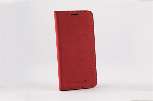 Savelli Cardo red Samsung Galaxy S6 edge