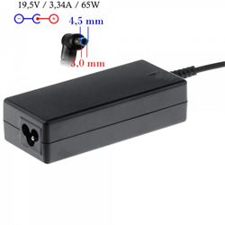 Akyga Notebook power supply Dedicated AK-ND-25 19.5V/3.33A 65W 4.5x3.0 mm + pin HP