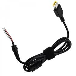 Akyga Power Cord DC for notebooks AK-SC-10 1.2m Lenovo YELLOW SQUARE