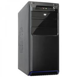Akyga Case Micro ATX AK27BL USB 3.0 black w/o PSU