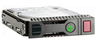 HP 4TB 6G SAS 7.2K 3.5in DP MDL SC HDD