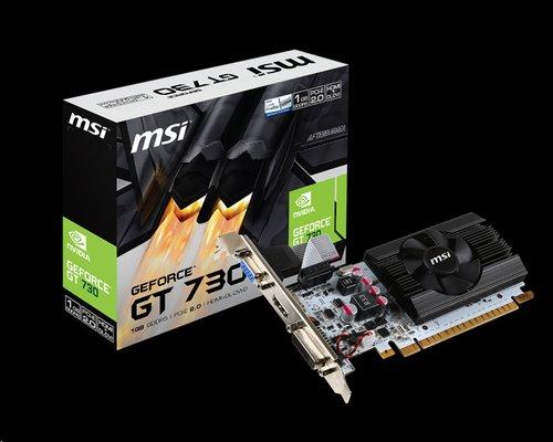 MSI GT 730K 1GD5 LP OCV1