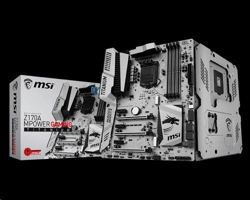 MSI Z170A MPOWER GAMING TITANIUM/Intel Z170/3x PCIe x16/4x DDR4 3600/6x SATA III/M.2/U.2/USB 3.1/SLi/GLAN/DVI/HDMI/TPM/7