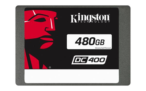 Kingston 480GB SSDNow DC400 Series SATA3, 2.5