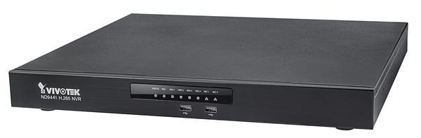 VIVOTEK ND9441 16 kanalove záznamové zariadenie