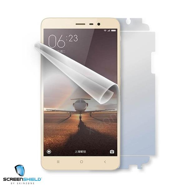 ScreenShield Xiaomi Redmi Note 3 Pro - Film for display + body protection