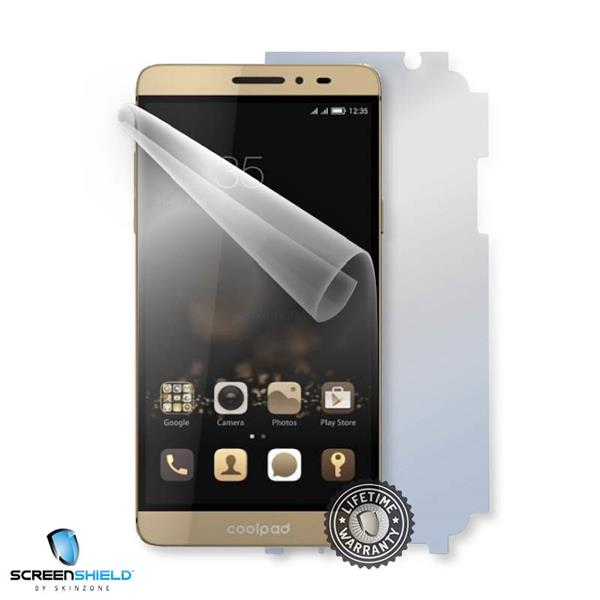 ScreenShield Coolpad Max A8 - Film for display + body protection