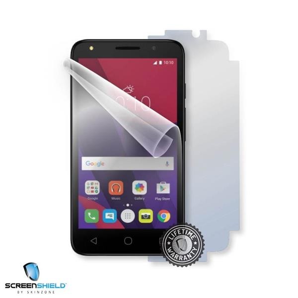 ScreenShield ALCATEL 5010D Pixi 4 - Film for display + body protection