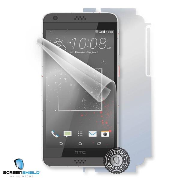 ScreenShield HTC D530 - Film for display + body protection