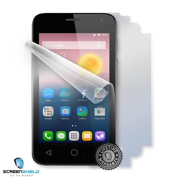 ScreenShield ALCATEL One Touch 4024D Pixi First - Film for display + body protection