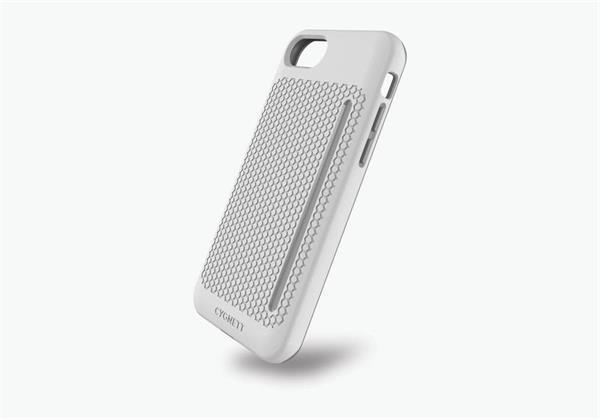 Cygnett, obal WorkMate Pro so zvýšenou odolnosťou pre iPhone 7/8, bielo-šedý
