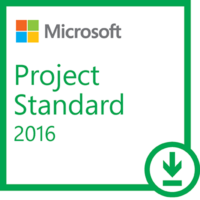 Project Standard 2016 Win English Medialess