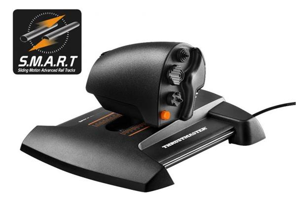 Thrustmaster plynový pedál TWCS THROTTLE pre PC (2960754)