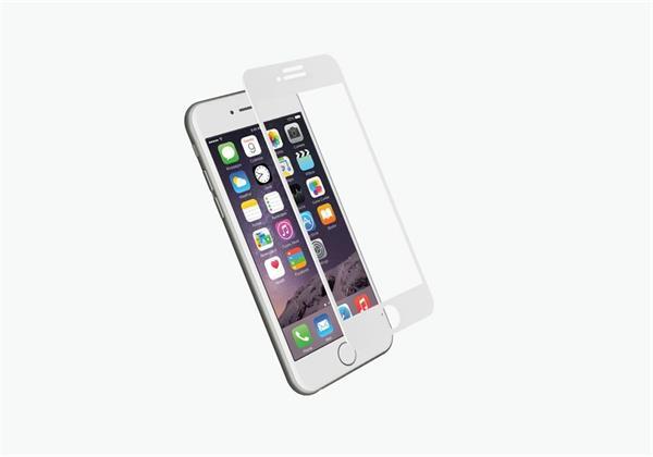 Cygnett 3D Temperované sklo 9H RealCurve pre iPhone 7/8, na celý displej a okraje, biely rám