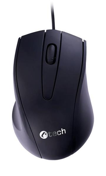 C-Tech myš WM-07 čierna USB