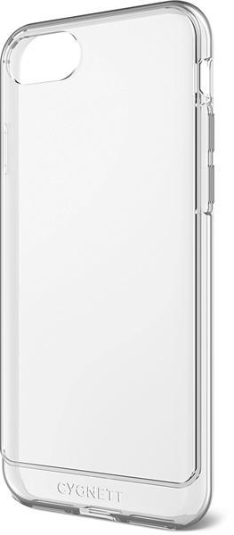 Cygnett, obal AeroShield Clear pre iPhone 7/8, priehľadný