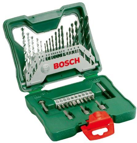 BOSCH 33pcs X-line set promotion