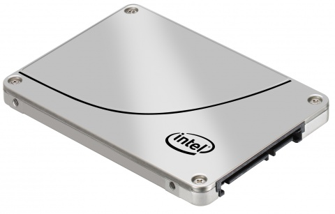 Intel® S3520 Series SATA SSD, 480GB, 2.5