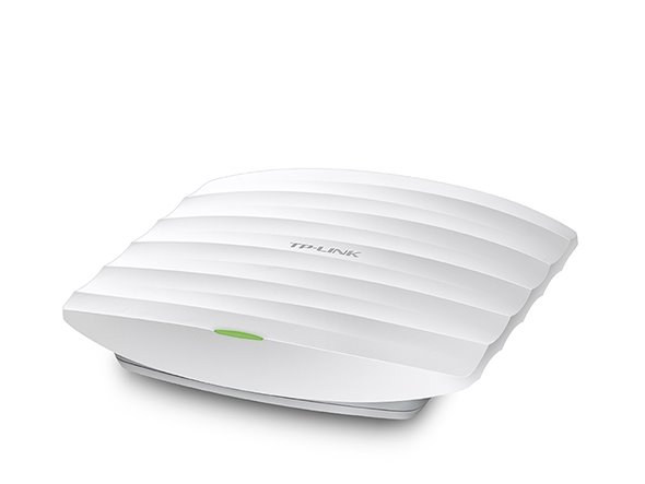 TP-LINK EAP330, AC1900 Wireless Dual Band Gigabit Ceiling Mount Access Point, Broadcom, 600Mbps at 2.4GHz +1300Mbps at 5