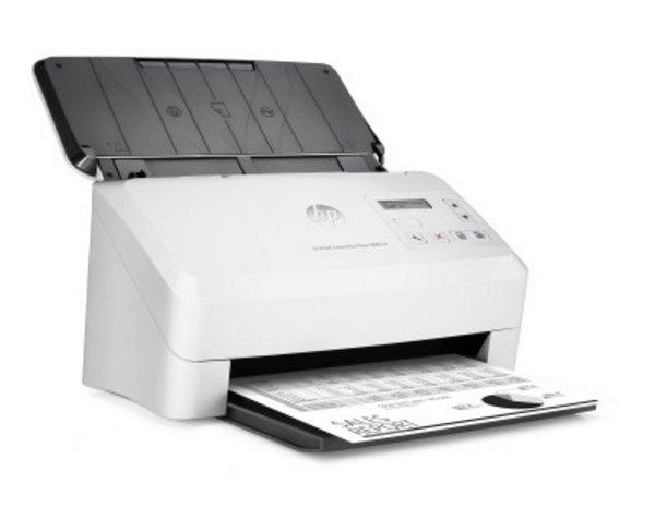 HP ScanJet EntFlw5000 S4 Sheet-Feed Scnr