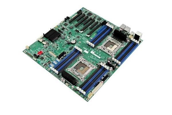 Intel® Server Board 2xLGA2011-3, 16xDDR4, 10xSATA, 2x 10GbE LAN, 12
