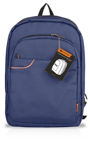 Canyon CNE-CBP5BL3, batoh na notebook do veľkosti 15,6