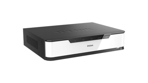 D-Link DNR-2020-04P JustConnect 16-Channel Multifunctional Network Video Recorder