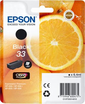 Epson atrament XP-630 black L