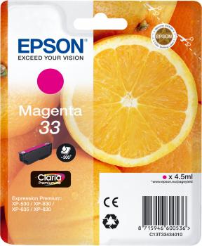 Epson atrament XP-630 magenta L
