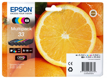 Epson atrament XP-530/630/900 multipack L