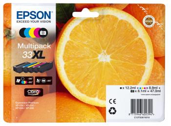 Epson atrament XP-530/630/900 multipack XL