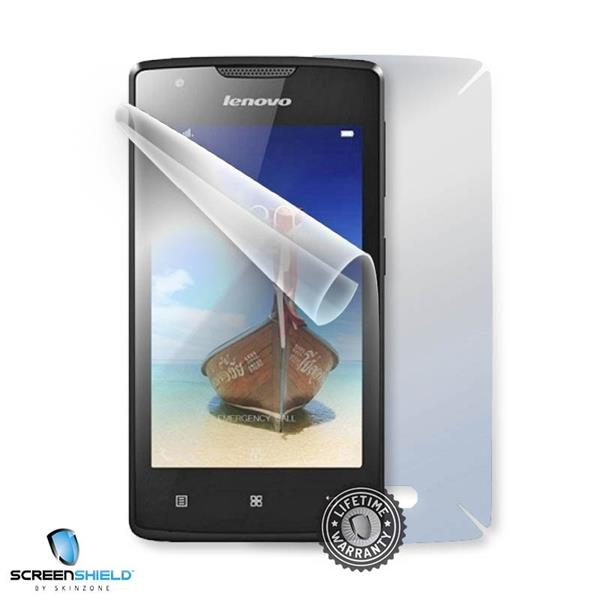 ScreenShield Lenovo A1000M - Film for display + body protection
