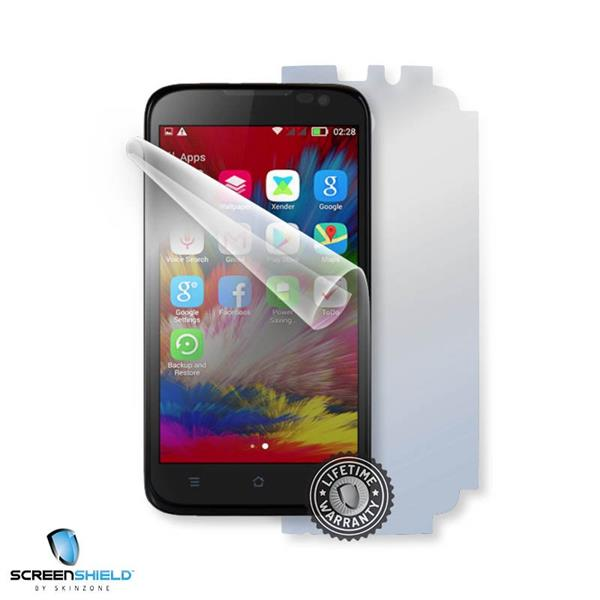 ScreenShield Blackview Zeta - Film for display + body protection