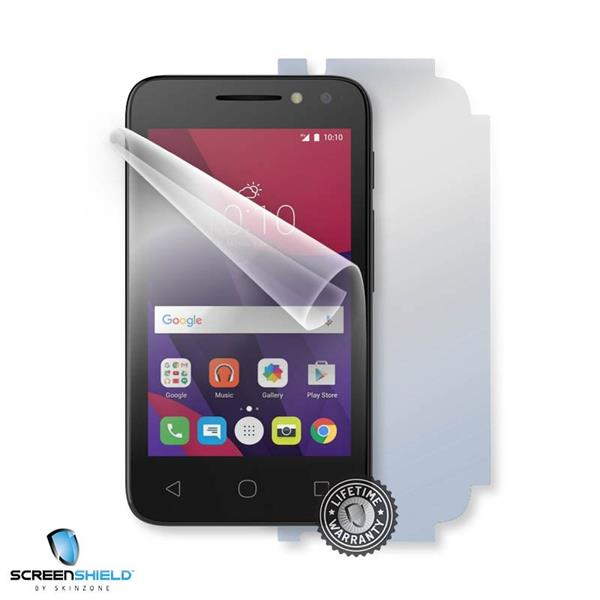 ScreenShield ALCATEL 4034D Pixi 4 - Film for display + body protection