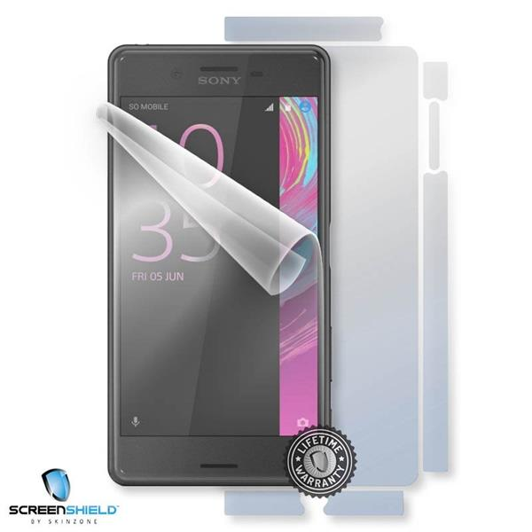 ScreenShield Sony Xperia X Performance F8131 - Film for display + body protection